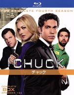 CHUCK/チャック<フォース・シーズン>コンプリート・ボックス(Blu-ray Disc)(BLU-RAY DISC)(DVD)