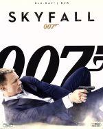 007/スカイフォール ブルーレイ&DVD(初回生産限定版)(Blu-ray Disc)(スリーブケース付)(BLU-RAY DISC)(DVD)