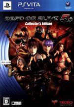 DEAD OR ALIVE5 PLUS <コレクターズエディション>(スキンシール、サントラCD、ビギナーズガイド付)(初回限定版)(ゲーム)