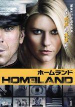 HOMELAND/ホームランド 1(通常)(DVD)