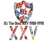 B'z The Best XXV 1988-1998(初回限定盤)(2CD)(DVD付)(DVD1枚付)(通常)(CDA)