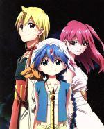 マギ 10(Blu-ray Disc)(BLU-RAY DISC)(DVD)