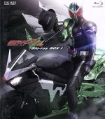 仮面ライダーW Blu-ray BOX 1(Blu-ray Disc)((ブックレット付))(BLU-RAY DISC)(DVD)