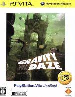 GRAVITY DAZE/重力的眩暈:上層への帰還において、彼女の内宇宙に生じた摂動 PlayStationVita the Best(ゲーム)