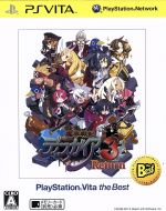 魔界戦記ディスガイア3 Return PlayStationVita the Best(ゲーム)