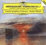 メンデルスゾーン:交響曲第2番「讃歌」(通常)(CDA)
