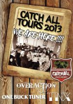 CATCH ALL TOURS 2013~WE ARE HERE!!!!~(通常)(DVD)