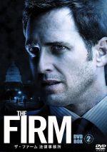 THE FIRM ザ・ファーム 法律事務所 DVD-BOX2(通常)(DVD)