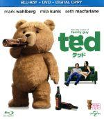 テッド 俺のモコモコ スペシャルBOX(Blu-ray Disc)((ぬいぐるみ、透明ケース付))(BLU-RAY DISC)(DVD)