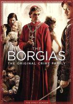 ボルジア家 愛と欲望の教皇一族 ファースト・シーズン(通常)(DVD)