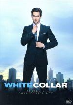 ホワイトカラー シーズン4 DVDコレクターズBOX(通常)(DVD)
