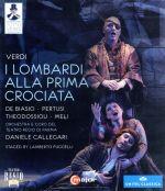ヴェルディ:歌劇「十字軍のロンバルディア人」(Blu-ray Disc)(BLU-RAY DISC)(DVD)