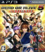 DEAD OR ALIVE5 Ultimate <コレクターズエディション>(サウンドトラックCD1枚、マウスパッド、トランプ付)(ゲーム)