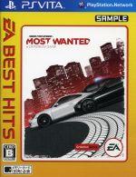 ニード・フォー・スピード モスト・ウォンテッド EA BEST HITS(ゲーム)