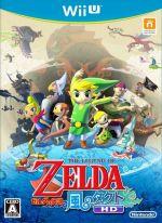 ゼルダの伝説 風のタクト HD (パッケージ版)(ゲーム)