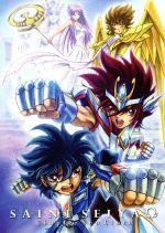 聖闘士星矢Ω 新生聖衣(ニュークロス)編 DVD-BOX(三方背BOX、ブックレット付)(通常)(DVD)