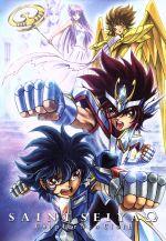 聖闘士星矢Ω 新生聖衣(ニュークロス)編 Blu-ray BOX(Blu-ray Disc)(三方背BOX、ブックレット付)(BLU-RAY DISC)(DVD)
