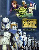 スター・ウォーズ:クローン・ウォーズ シーズン1-5 コレクターズエディション(Blu-ray Disc)(56Pブック、16Pガイド、外箱付)(BLU-RAY DISC)(DVD)