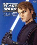 スター・ウォーズ:クローン・ウォーズ<サード・シーズン>コンプリート・セット(通常)(DVD)