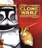 スター・ウォーズ:クローン・ウォーズ<ファースト・シーズン>コンプリート・セット(Blu-ray Disc)(BLU-RAY DISC)(DVD)