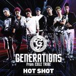 HOT SHOT(DVD付)(通常)(CDS)