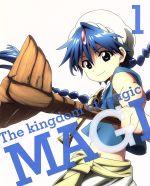 マギ The kingdom of magic 1(完全生産限定版)(三方背スリーブケース、特典ディスク、イラストカード&フレーム付)(通常)(DVD)