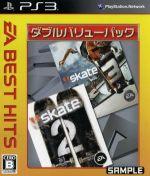 スケート2(日本語版)+スケート3(英語版) EA BEST HITS ダブルバリューパック(【ソフト2本セット】)(ゲーム)