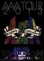 AAA TOUR 2013 Eighth Wonder(初回限定版)((スペシャルボックス、フォトブック、ポストカード2枚付))(通常)(DVD)
