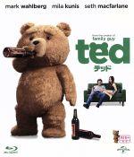 テッド(Blu-ray Disc)(BLU-RAY DISC)(DVD)