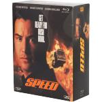 スピード 日本語吹替完全版 コレクターズ・ブルーレイBOX(Blu-ray Disc)(BLU-RAY DISC)(DVD)