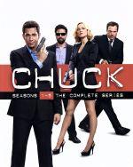 CHUCK/チャック ブルーレイコンプリート・シリーズ(Blu-ray Disc)(BLU-RAY DISC)(DVD)