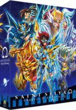 聖闘士星矢Ω Ω覚醒(オメガカクセイ)編 DVD-BOX(三方背BOX、ブックレット付)(通常)(DVD)
