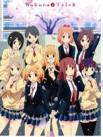 桜Trick 6(Blu-ray Disc)(BLU-RAY DISC)(DVD)