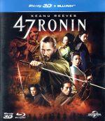 47RONIN 3Dブルーレイ+ブルーレイ(Blu-ray Disc)(BLU-RAY DISC)(DVD)