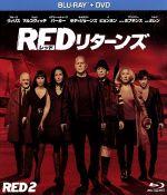 REDリターンズ ブルーレイ+DVDセット(Blu-ray Disc)(BLU-RAY DISC)(DVD)