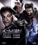 X-MEN EXPERIENCE COLLECTION ブルーレイBOX X-MEN:フューチャー&パスト 劇場公開記念(Blu-ray Disc)(BLU-RAY DISC)(DVD)