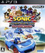 ソニック&オールスターレーシング TRANSFORMED(ゲーム)