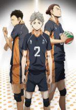 ハイキュー!! vol.6(Blu-ray Disc)(BLU-RAY DISC)(DVD)