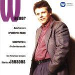 ワーグナー:序曲、管弦楽曲集(通常)(CDA)