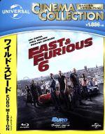 ワイルド・スピード EURO MISSION(Blu-ray Disc)(BLU-RAY DISC)(DVD)