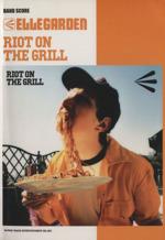 ELLEGARDEN「RIOT ON THE GRILL」 バンド・スコア(単行本)