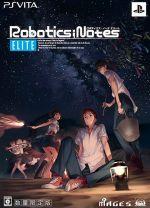 ROBOTICS;NOTES ELITE(ロボティクス・ノーツ エリート) <限定版>(冊子、ブルーレイディスク付)(初回限定版)(ゲーム)