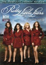 プリティ・リトル・ライアーズ<フォース・シーズン>コンプリート・ボックス(通常)(DVD)