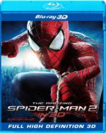 アメイジング・スパイダーマン2 IN 3D(Blu-ray Disc)(BLU-RAY DISC)(DVD)