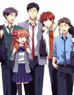 月刊少女野崎くん 第6巻(通常)(DVD)