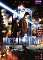 ドクター・フー ニュー・ジェネレーション DVD-BOX1(通常)(DVD)