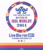 THE IDOLM@STER M@STERS OF IDOL WORLD!! 2014 Day2(Blu-ray Disc)(BLU-RAY DISC)(DVD)