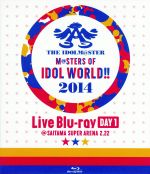 THE IDOLM@STER M@STERS OF IDOL WORLD!! 2014 Day1(Blu-ray Disc)(BLU-RAY DISC)(DVD)