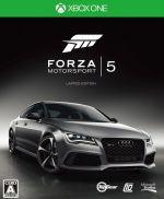Forza Motorsport 5 <リミテッドエディション(限定版)>(デカールシート、スチールケース付)(初回限定版)(ゲーム)