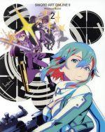 ソードアート・オンラインⅡ 2(完全生産限定版)((特典CD1枚、ブックレット付))(通常)(DVD)